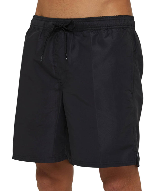 Jacks Base Hybrid Boardshorts - Black Out