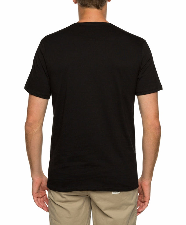 Jacks Base Plain T-Shirt - Black Out
