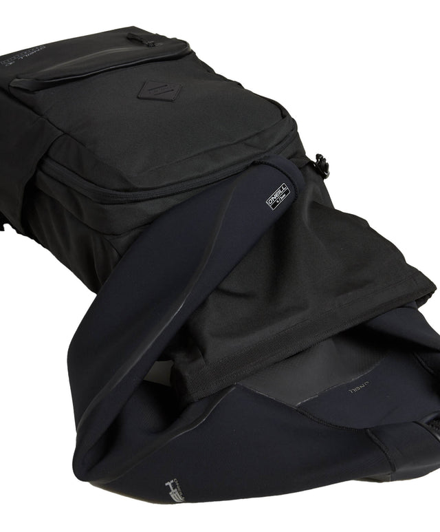 Journey TRVLR Back Pack - Black
