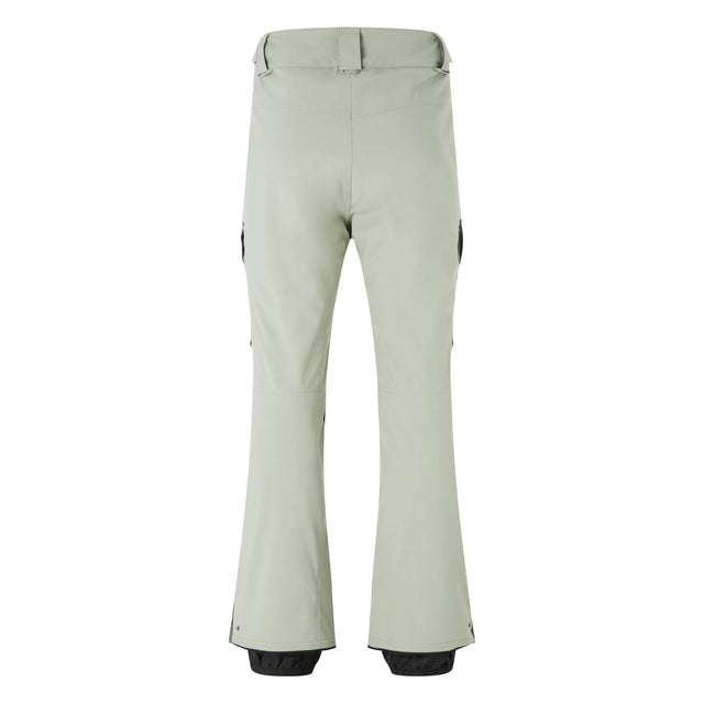 Mens Cargo Snow Pants - Lily Pad