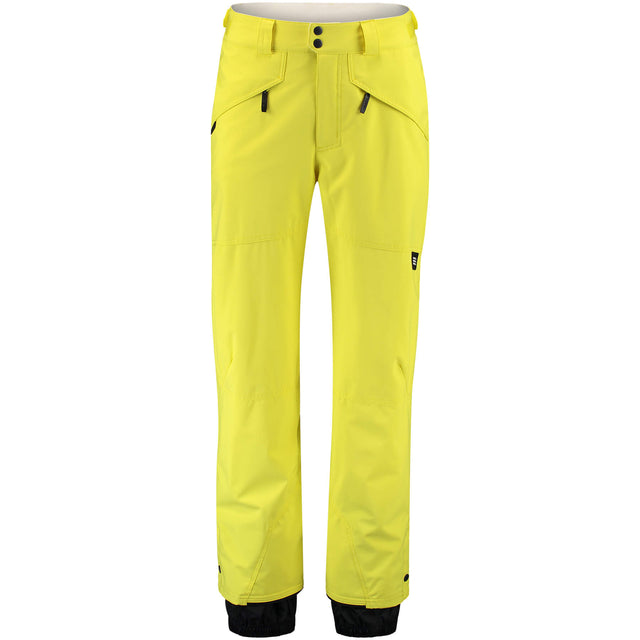 Mens Hammer Snow Pants - Poison Yellow