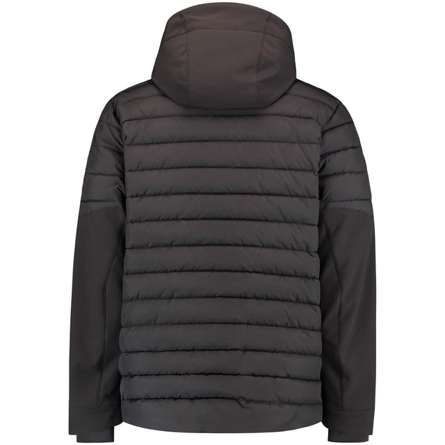 Mens Igneous Snow Jacket - Black Out