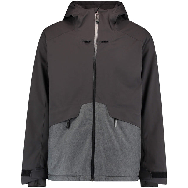 Mens Quartzite Snow Jacket - Black Out