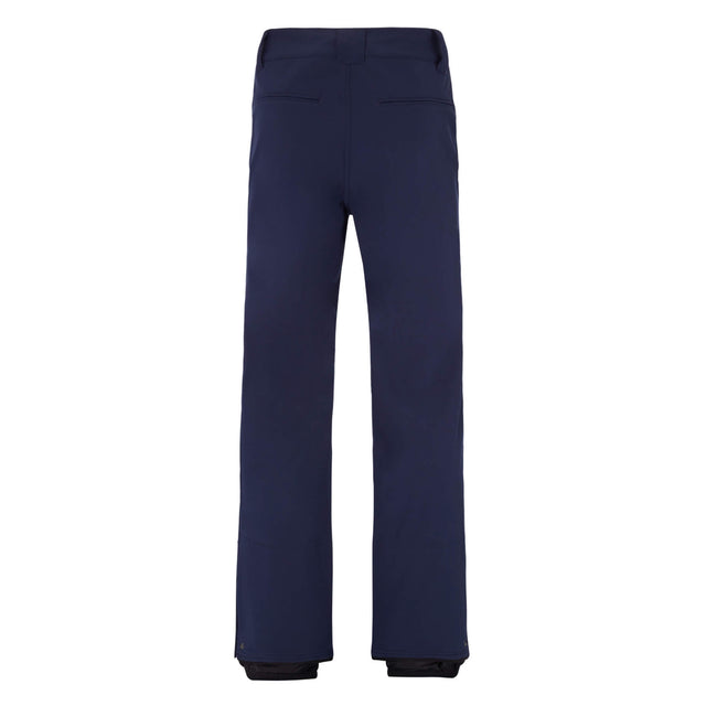Mens Snow Chino Snow Pants - Ink Blue