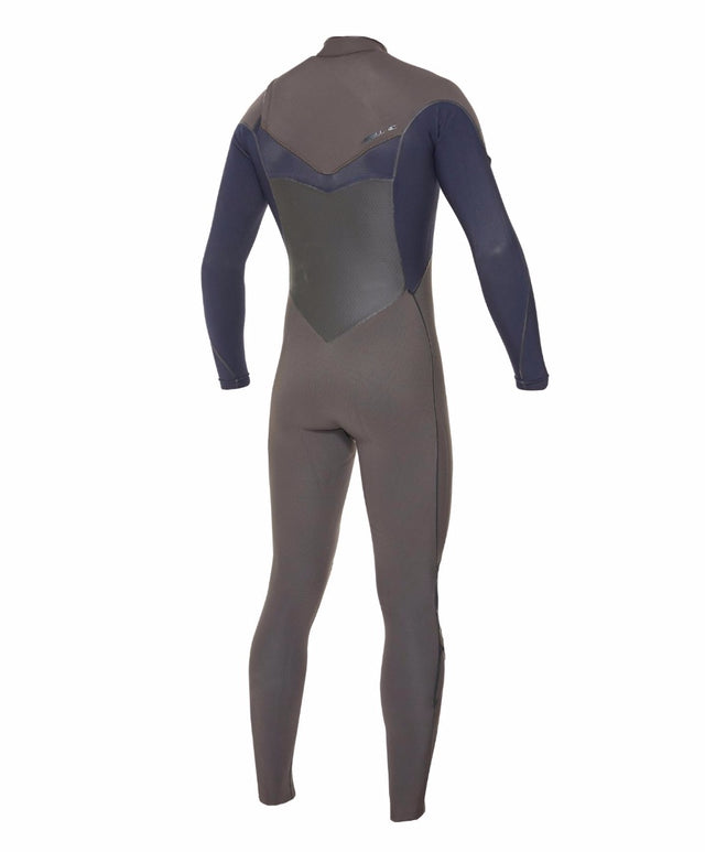 Psychofreak Fuze 4/3mm Steamer Wetsuit - Midnightoil/Abyss