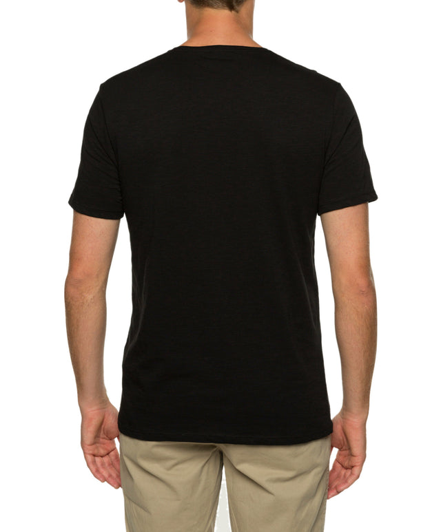 LM Jacks Base T-Shirt - Black Out