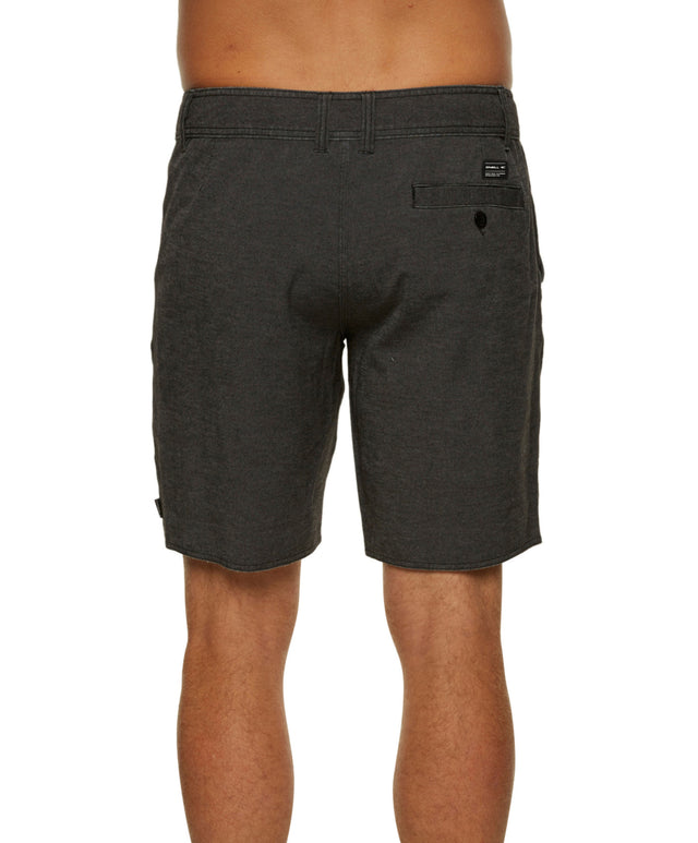 Lock In Hybrid Shorts - Black Out
