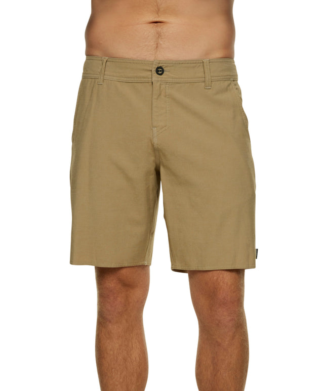 Lock In Hybrid Shorts - Khaki