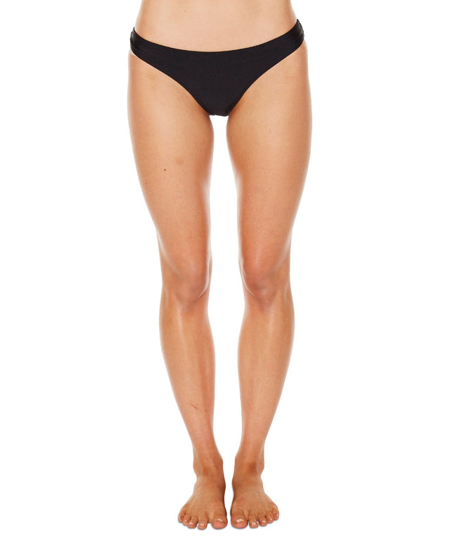 Indica Bikini Pant - Black Out