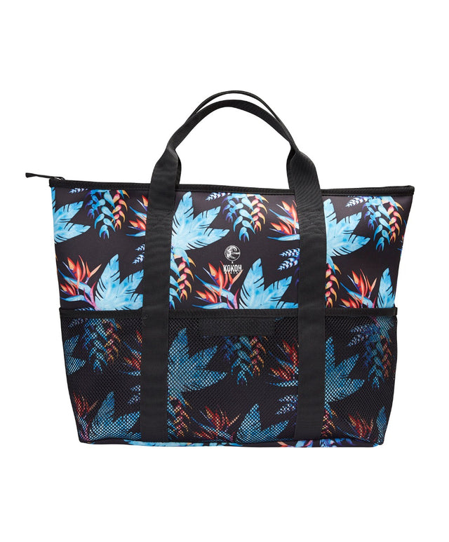 Sefina Bag - Black Tropical