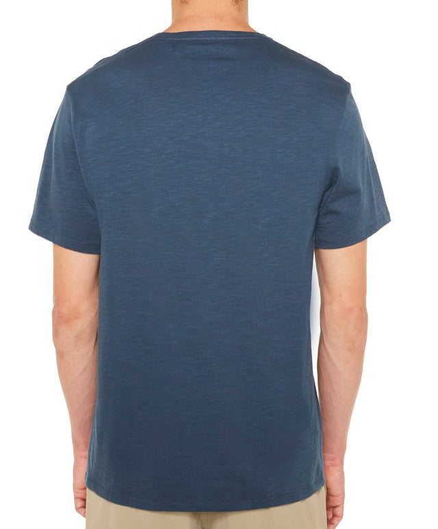 LM Jacks Base T-Shirt - Valley Blue