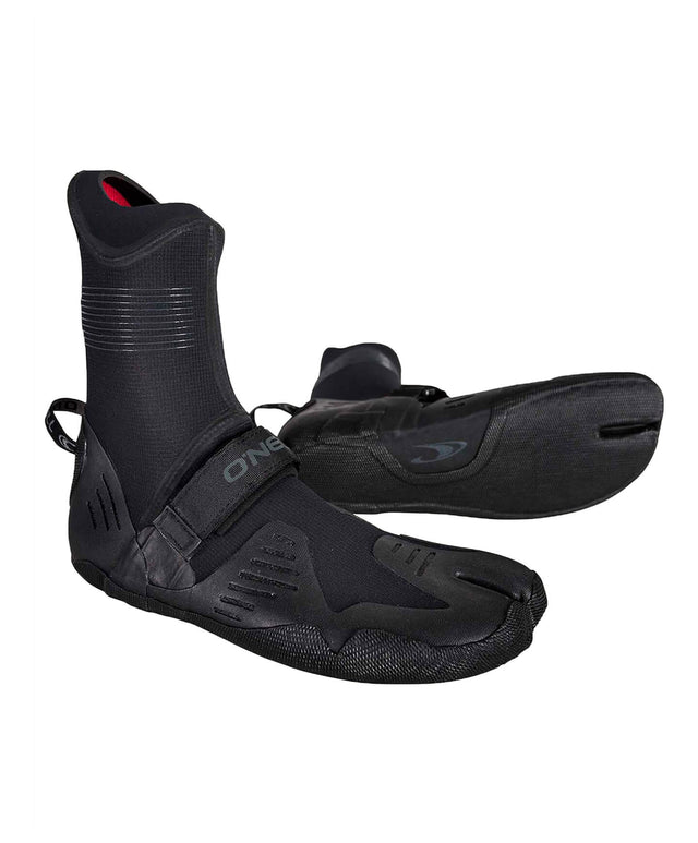 Psycho Tech 3mm Wetsuit Boot - Black
