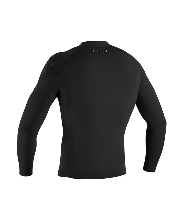 Reactor II 1.5mm Long Sleeve Wetsuit Jacket - Black