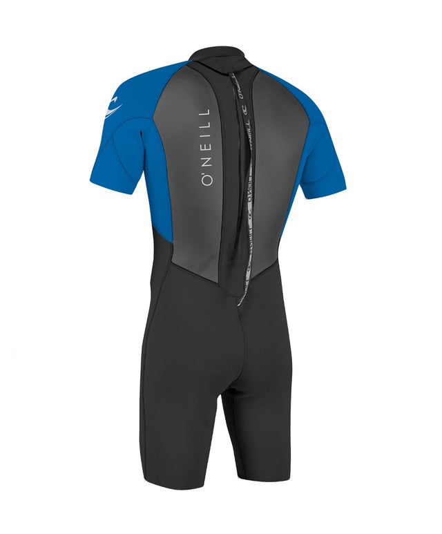 Reactor II 2mm Short Arm Spring Wetsuit - Black/Ocean