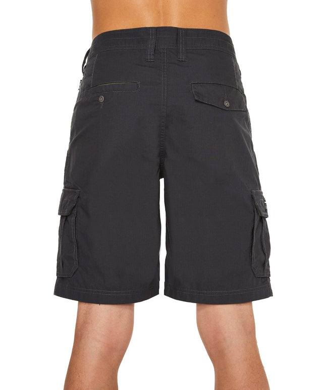 Sierra Cargo Walkshort - Pirate Black