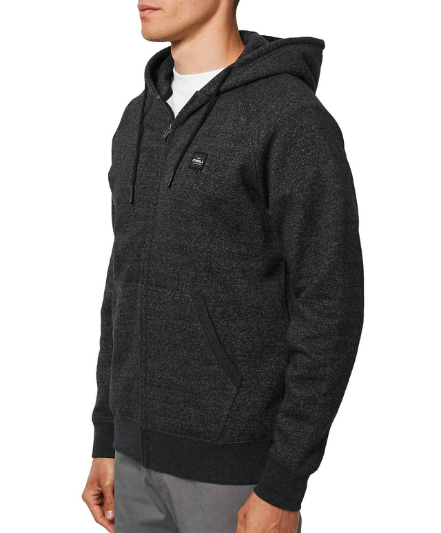 Standard Hoodie - Heather Black