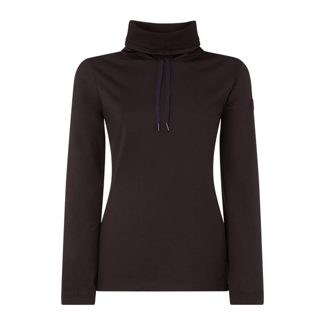 Womens Clime Snow Fleece - Black Out