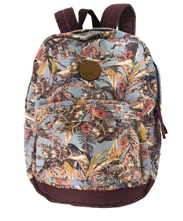 Shoreline Backpack - Faded Denim