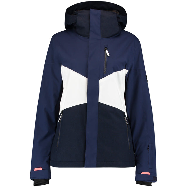 Womens Coral Snow Jacket - Scale