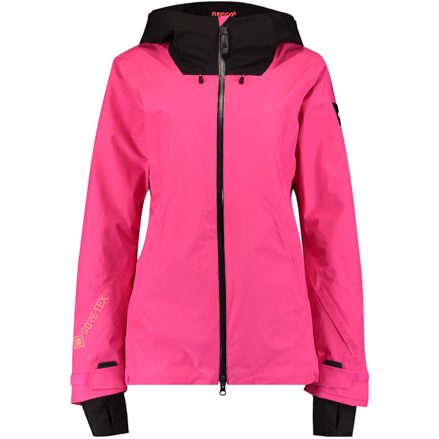 Womens GTX Miss Shred Snow Jacket - Cabaret