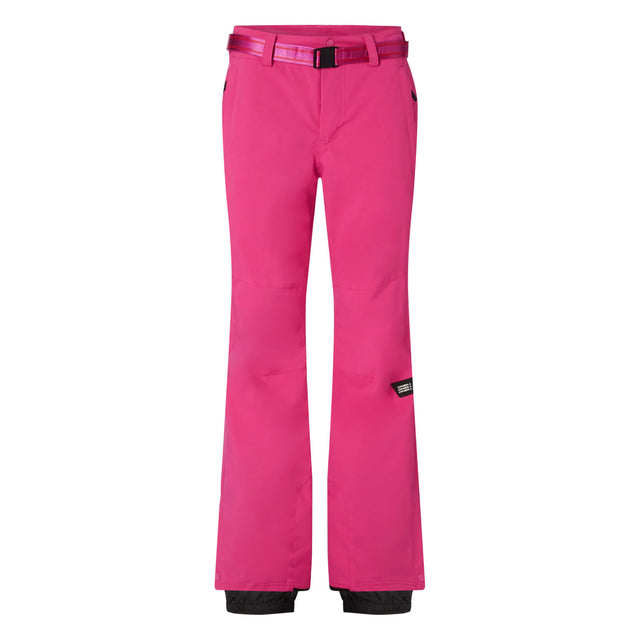 Womens Star Slim Snow Pants - Cabaret