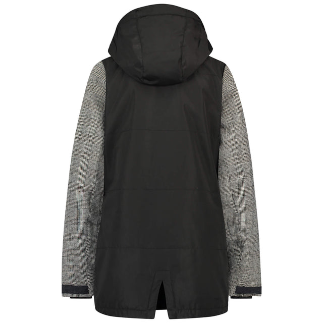 Womens XPLR Snow Parka - Black Out