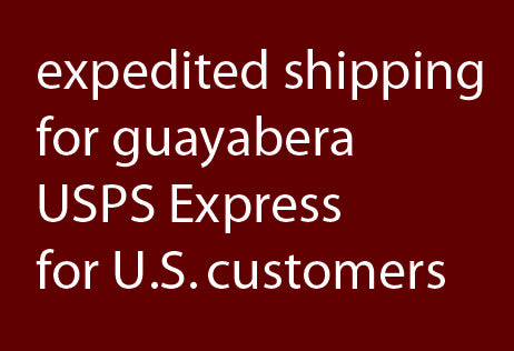 Expedited Shipping Label