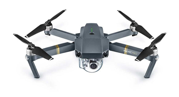 DJI Mavic Pro Drone with 4K HD Camera - branch-and-arrow