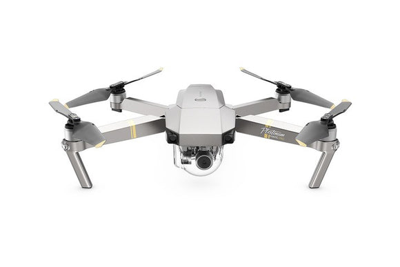 DJI Mavic Pro Platinum - 4K Video - branch-and-arrow