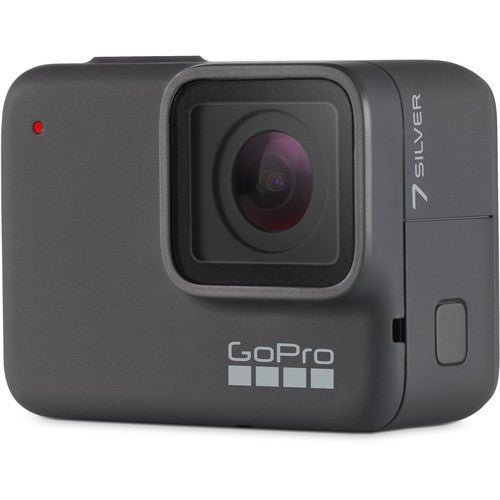 GoPro HERO 7 Silver - branch-and-arrow