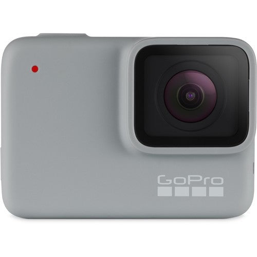 GoPro HERO7 White - Waterproof HD Camera - branch-and-arrow