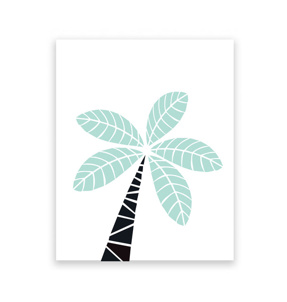 Palm Tree 1 Art Print