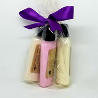 Lotion Sampler - Set of 3