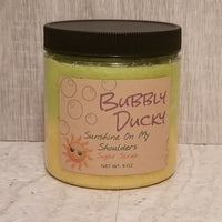 Sunshine On My Shoulders Sugar Scrub (Aloe & Cucumber)