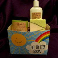 Feel Better Soon Gift Box - pick your products