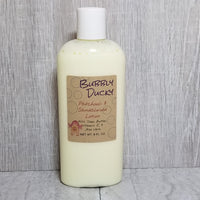 Patchouli & Sandalwood Lotion