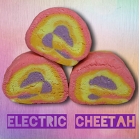 Electric Cheetah Bubble Bar