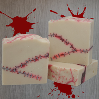Stitched Bar Soap