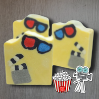 Movie Night Bar Soap