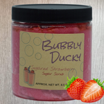 Sugared Stawberry Sugar Scrub