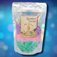 Mermaid Bubbling Bath Salt