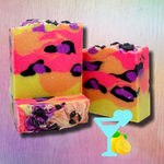 Electric Cheetah Bar Soap