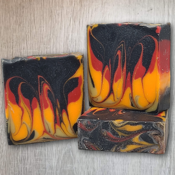Campfire II Soap Bar