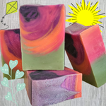 Summer Vibes Soap Bar (Eucalyptus Essential Oil)