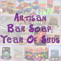 "Bubble Box - ""Year of Suds"" Artisan Soap Subscription"