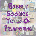 "Bubble Box - ""Year of Pampering"" Goody Collection Subscription"
