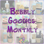Bubble Box - Monthly Goody Collection Subscription