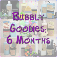 Bubble Box - 6 Month Goody Collection Subscription