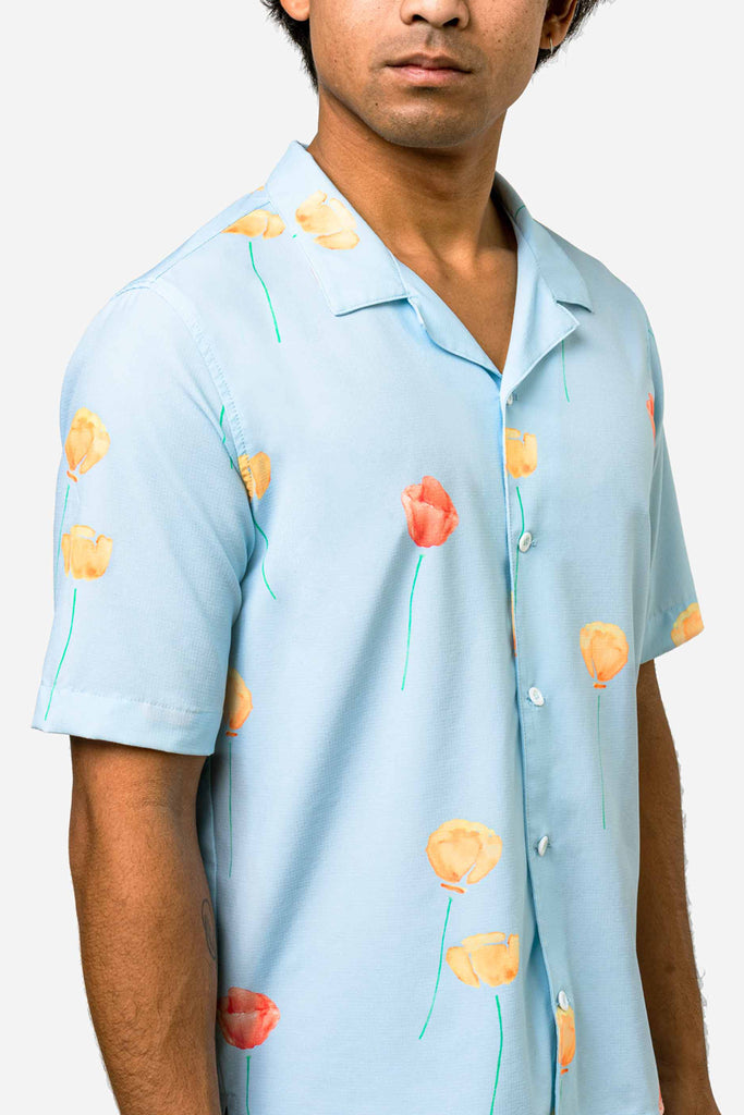 Drop In Poppy Shirt