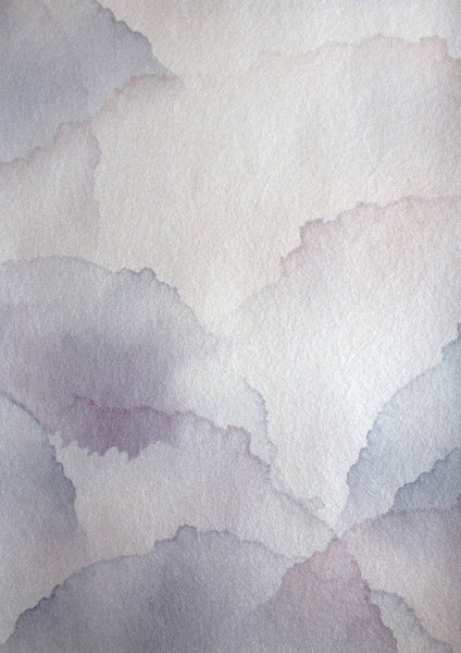 Sample - Cloud Wallpaper Mauve